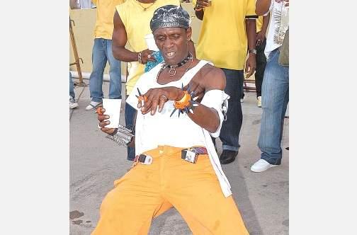 La danse Bogle (Jamaïque)
