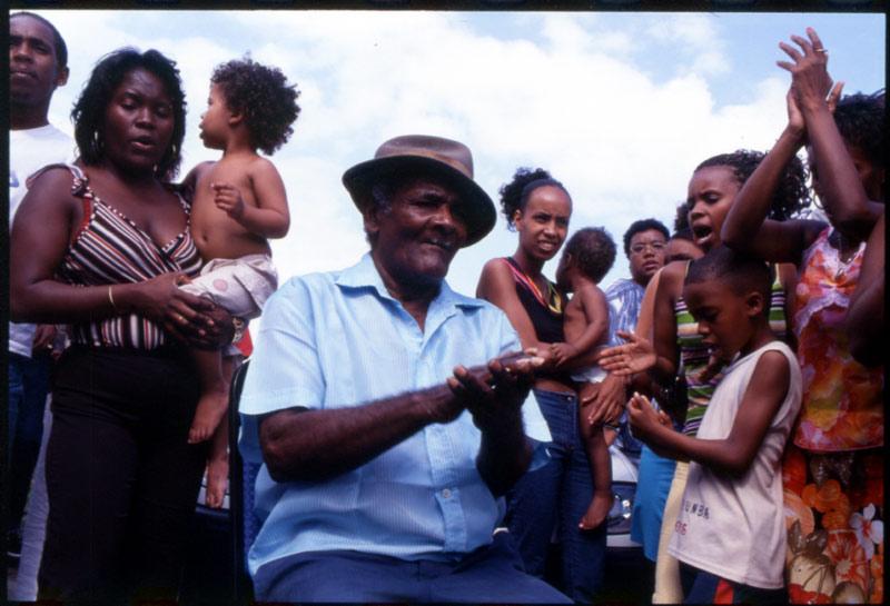 Granmoun BéBé rejoint les ancêtres !