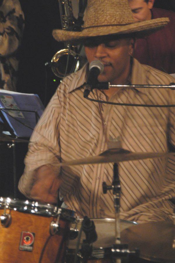 Miguel-Etienne-Pain du groupe Lawonn Lavwa Bèlè - crédit photo : Daniel Manoury